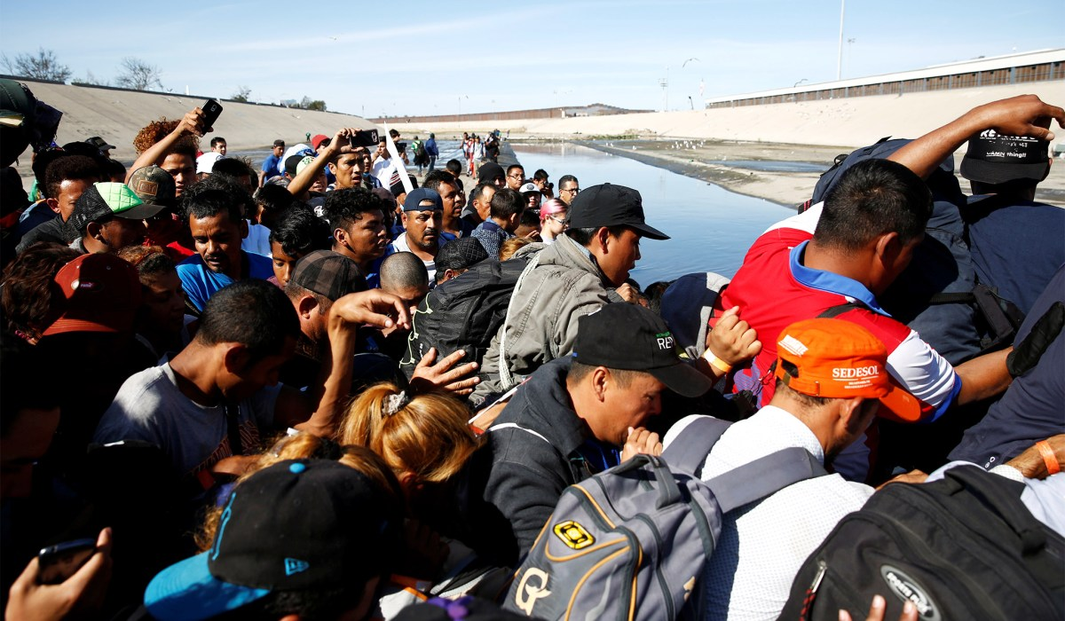 https://www.nationalreview.com/2018/11/central-american-caravan-arrives-us-mexico-border/