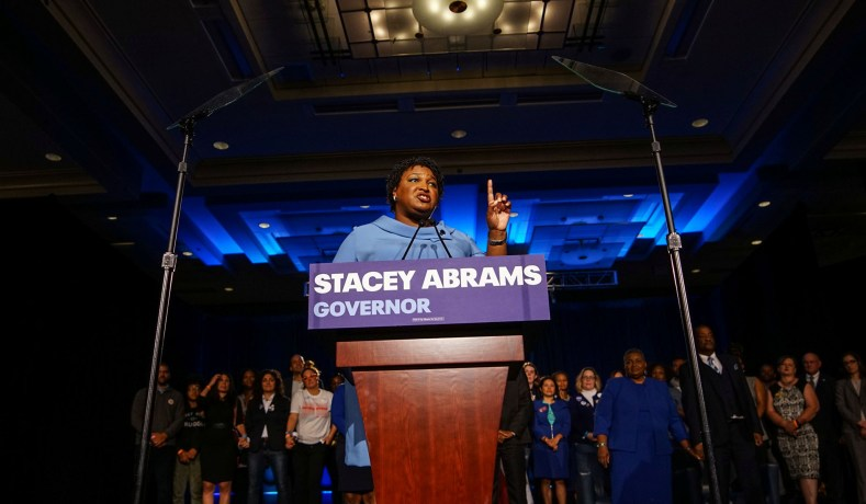 Stacey Abrams May Run for Governor Again in 2022