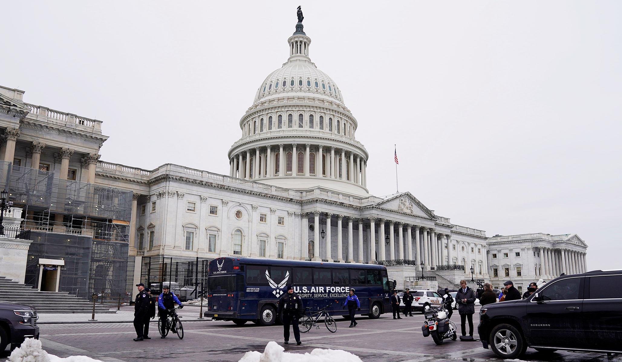 U.S. Congress - cover