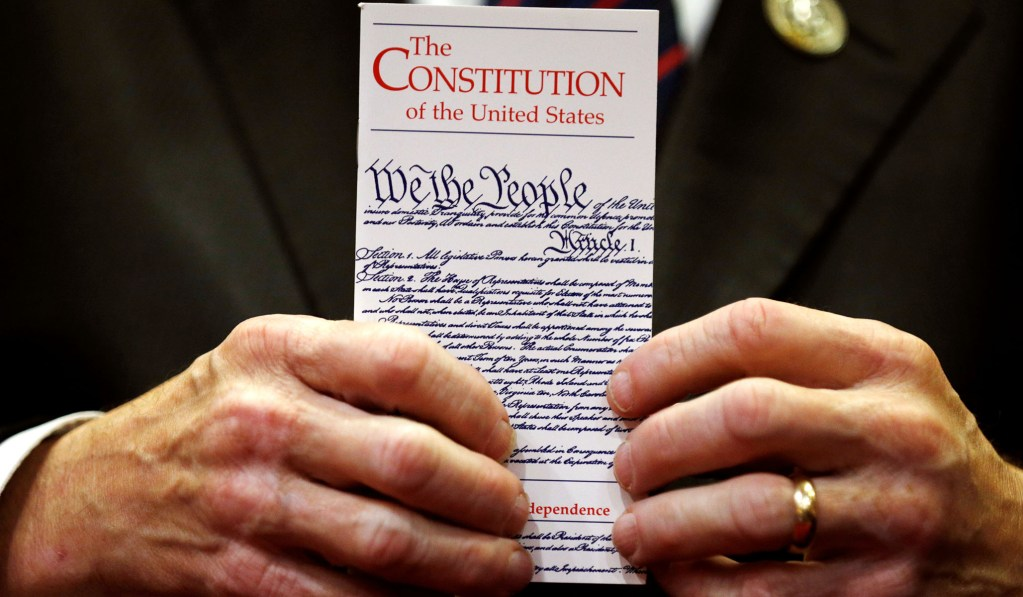 A Modest Win for the Constitution