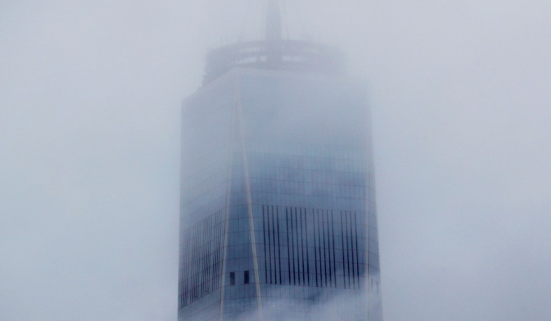 One World Trade Center & Abortion -- Building Should Be a