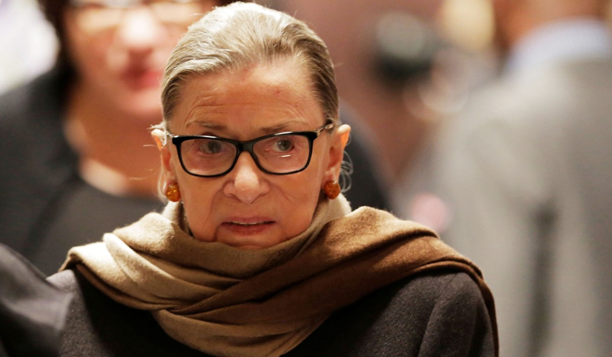 SCOTUS: Ginsberg Is Cancer-Free but Will Miss Oral Arguments Next Week | National Review