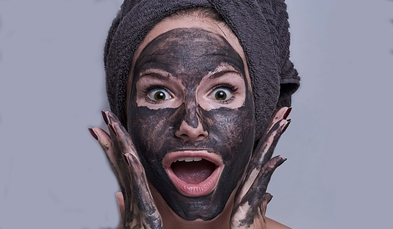809baf1447 Charcoal Face Masks Deemed an Example of 'Racism' and 'Blackface'
