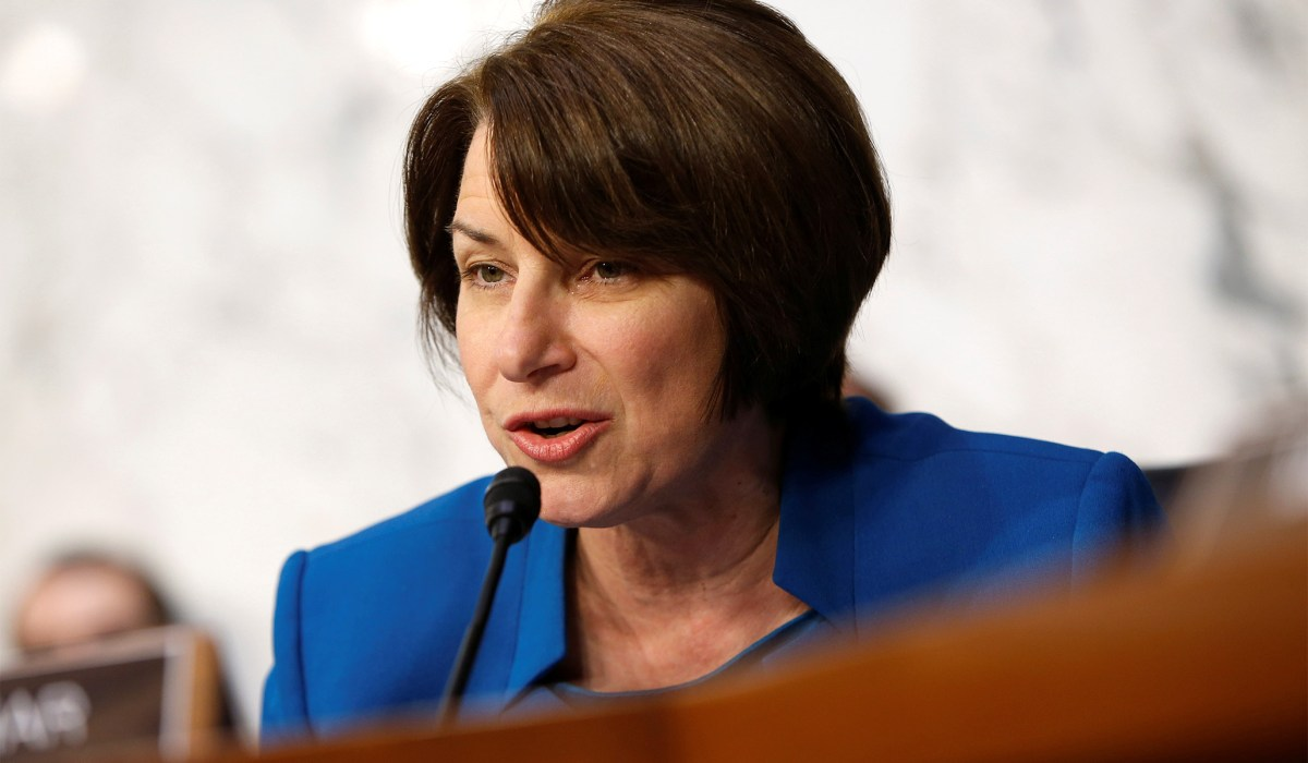 Amy Klobuchar S Abusive Boss Record National Review