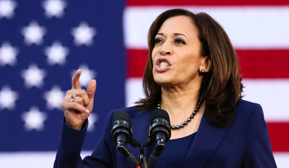 photo image Report: Harris Backed Policy of Reporting Arrested Juvenile Aliens to ICE