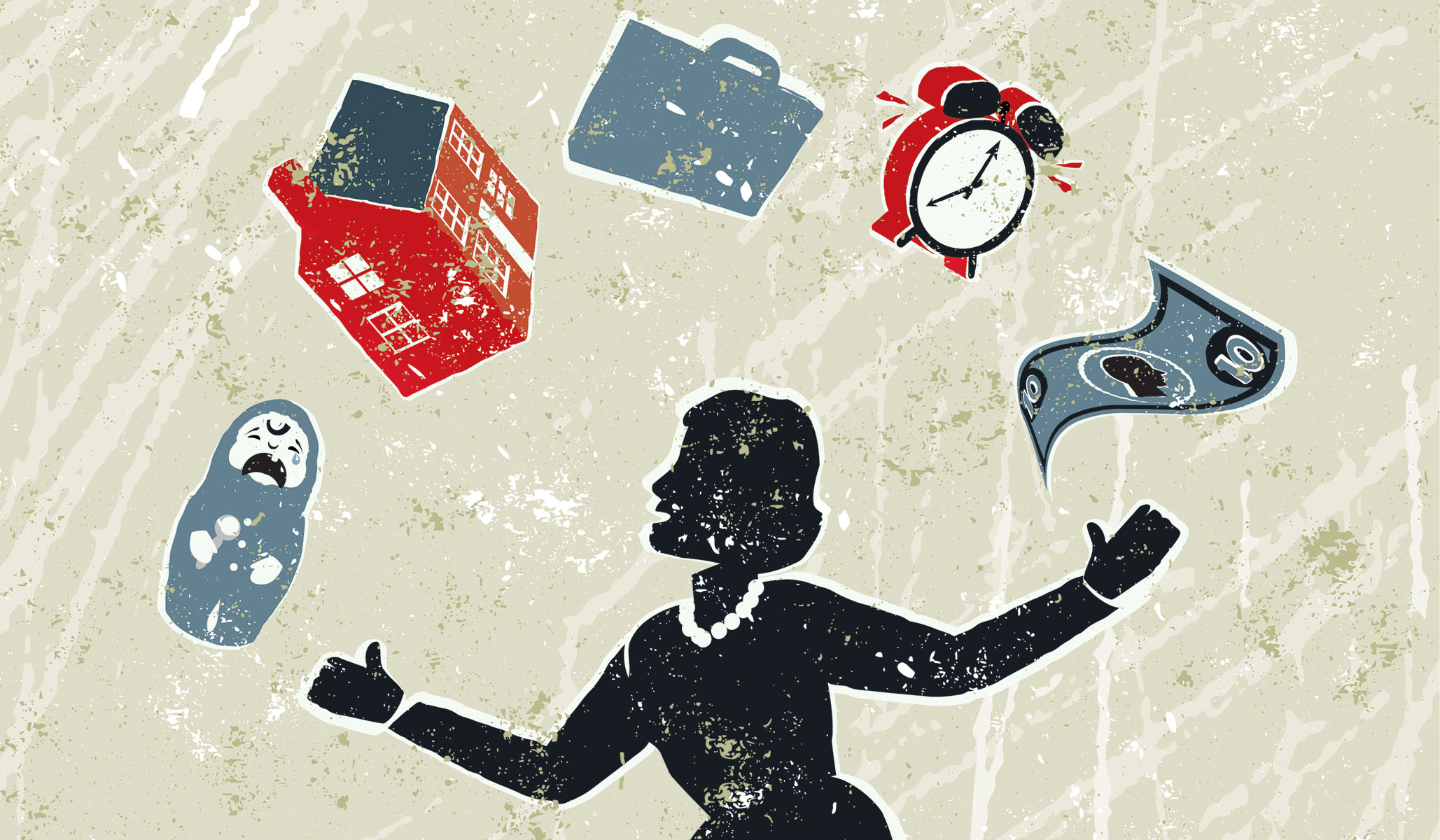 Women's Work-Life Balance -- Policy Should Promote a Diverse Set of