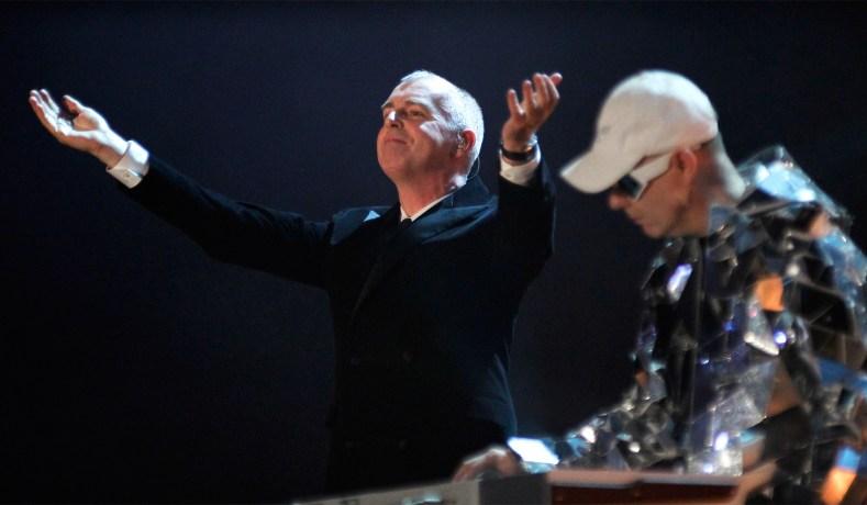 Pet Shop Boys New Album Agenda
