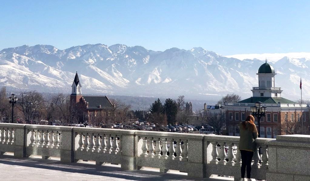 photo image Salt Lake City Journal
