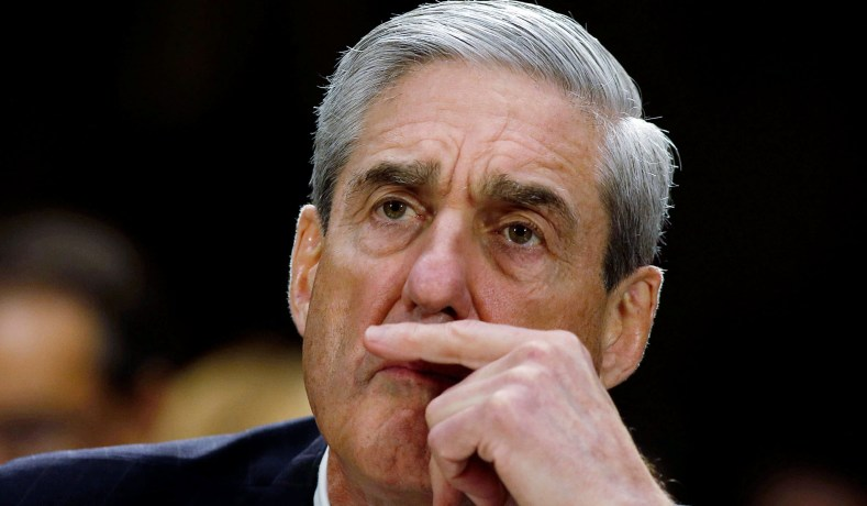 Unsurprisingly, Mueller Comes Up Empty