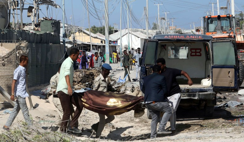 Somalia — U S  Foreign-Policy Missteps Benefit Our Enemies
