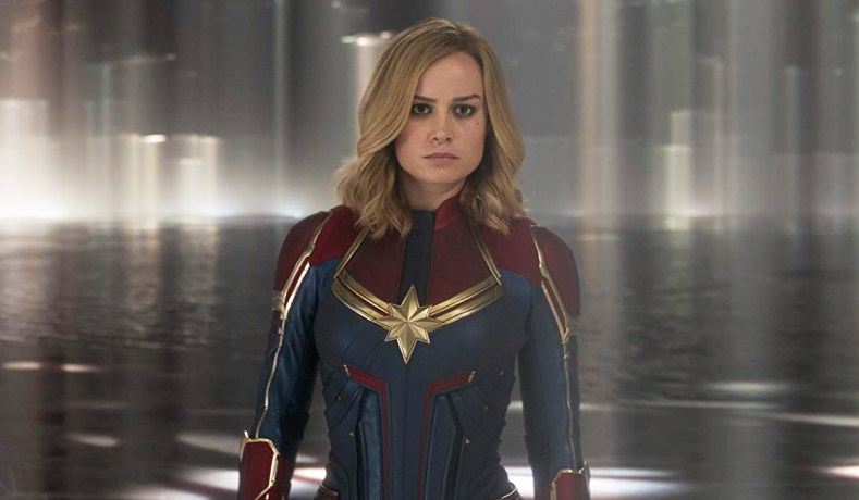 Captain Marvel' and the Movie Messages of Women's History