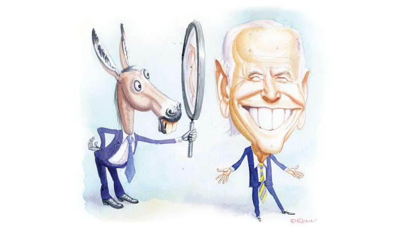 Image result for joe biden cartoons