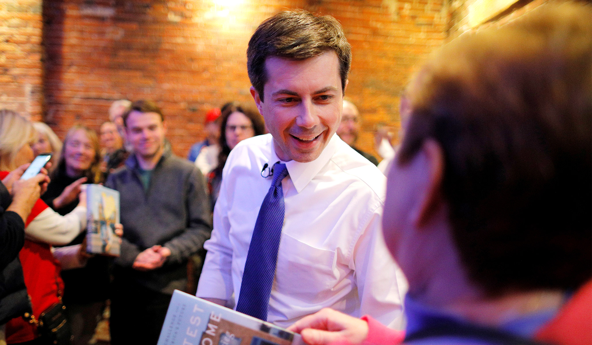 Twenty Things You Probably Didn't Know About Pete Buttigieg