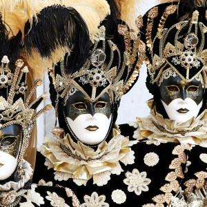 Faces of Venice Carnival | National Review