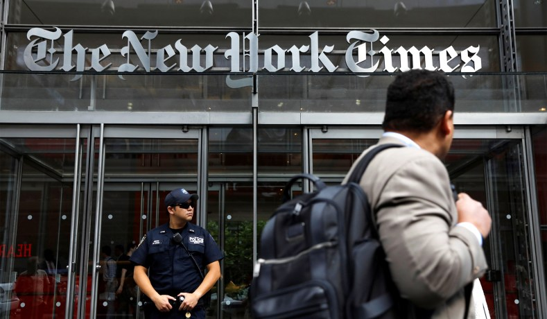 New York Times Anti Semitic Cartoon Didn T Bother Leftist Jews