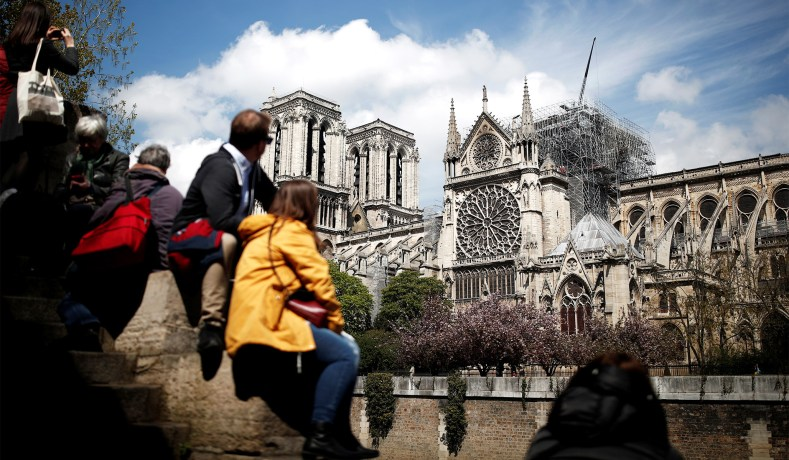 Notre-Dame, Saint Patrick's, and the Cathedrals That Are Our Lives