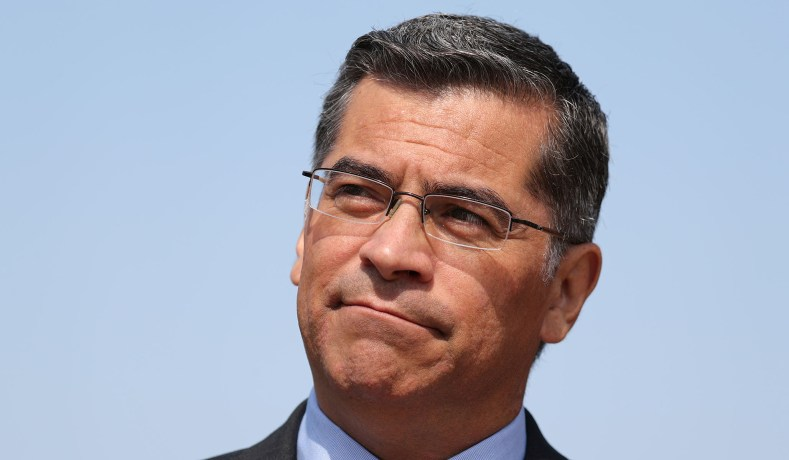 California AG: Illegal Immigration Should Be Decriminalized