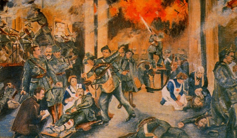 The Play That Caused an Irish Riot