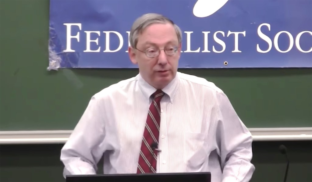 photo image A Law Professor Explains Why the Equality Act Would 'Crush' Religious Dissenters