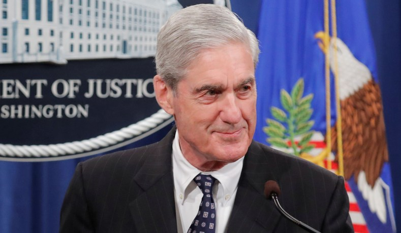 The Mueller Report Is Old News, Democrats