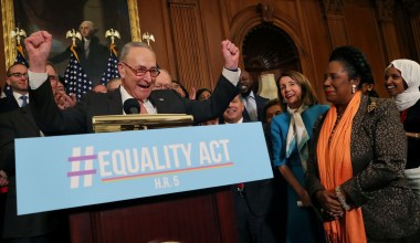 The Equality Act Would Require Government-Funded Abortion