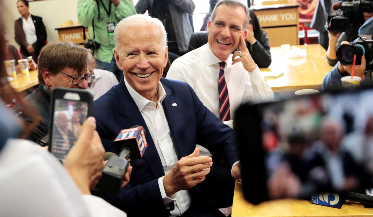 The Democrats Made Two Joe Biden Miscalculations | National Review