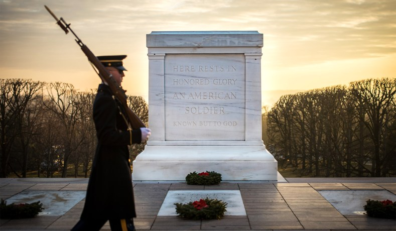 The History of The Tomb of the Unknown Soldier | National Review