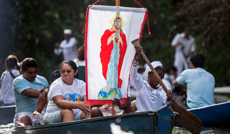 The Problem with Trying to Make Catholicism Relatable in the Amazon