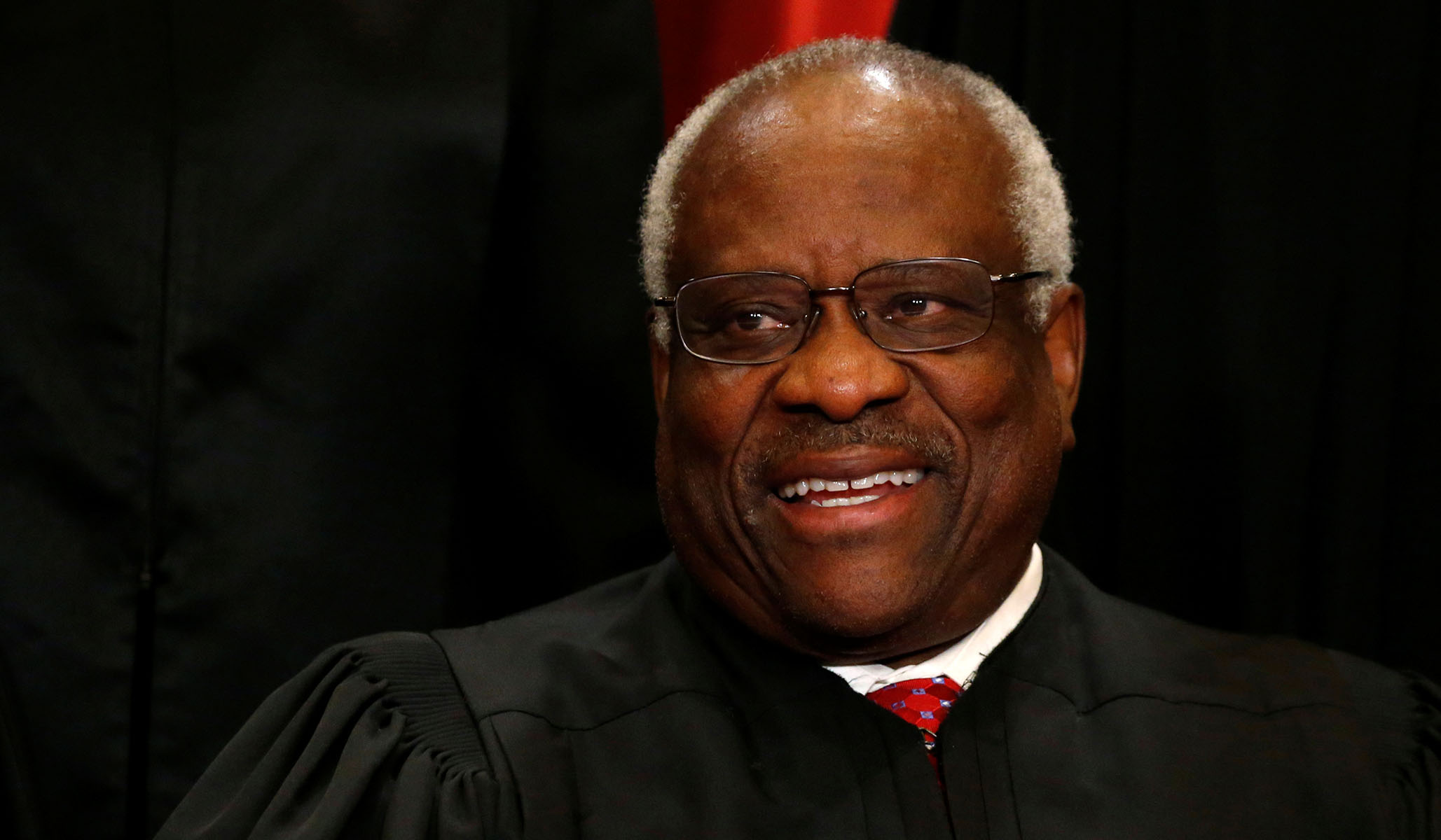 Clarence Thomas Speaks