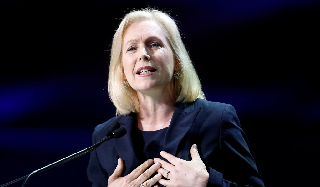 Former Staffers Urge Gillibrand to End 'Performative and Obnoxious' Presidential Campaign