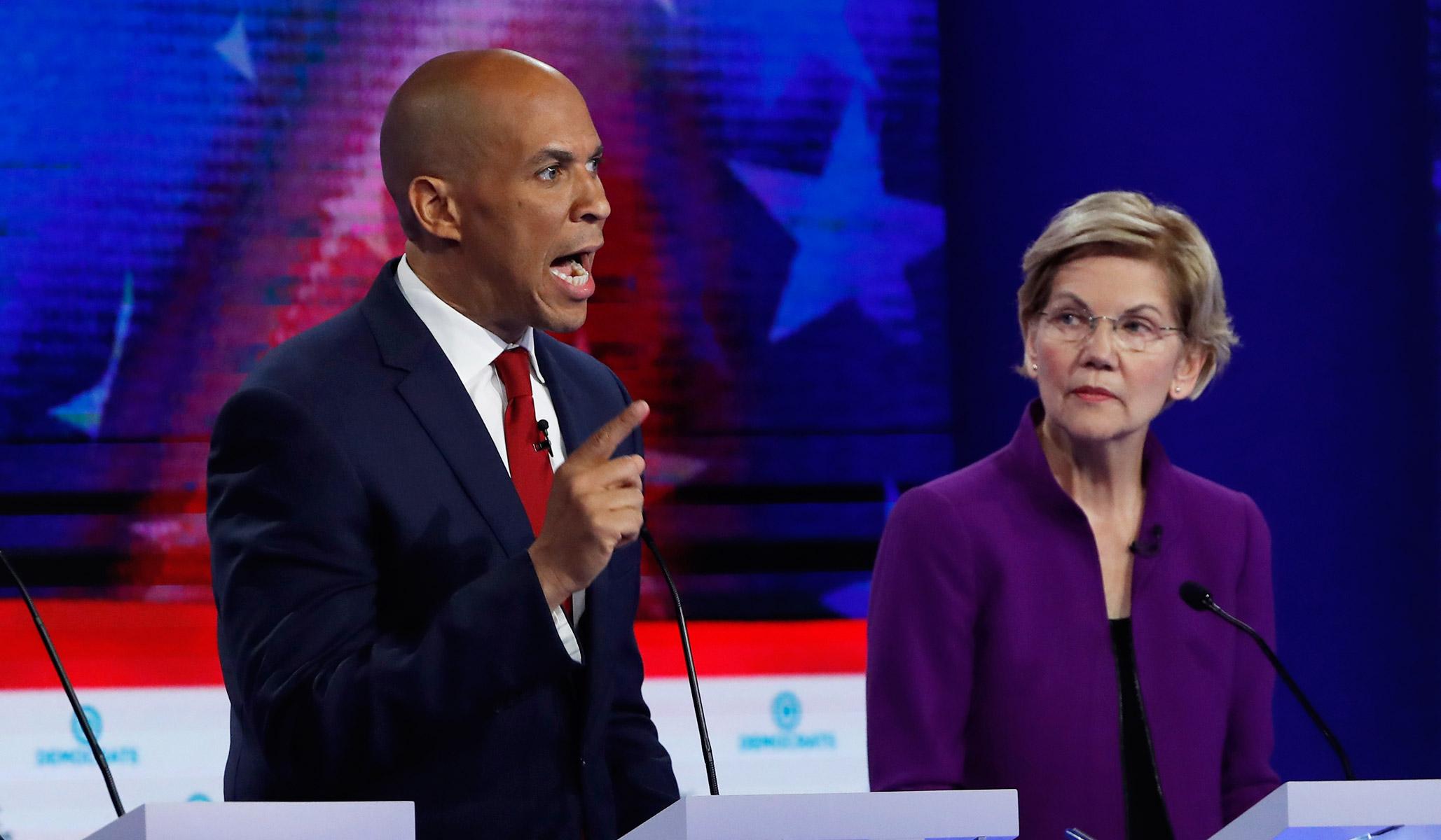 Dem Candidates Call to Investigate 'Toxic Culture' at NBC Ahead of MSNBC Debate