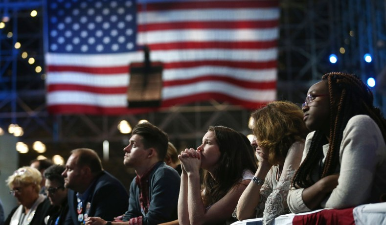 Poll: 38 Percent of Democrats Say American Dream Is Unattainable for Them