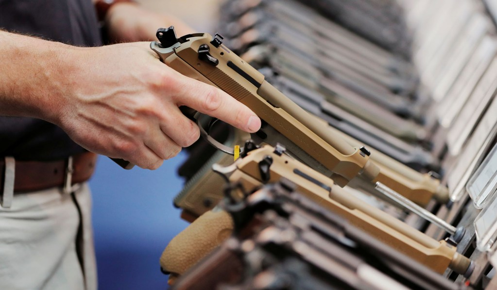 Universal Background Checks Are Constitutionally Suspect