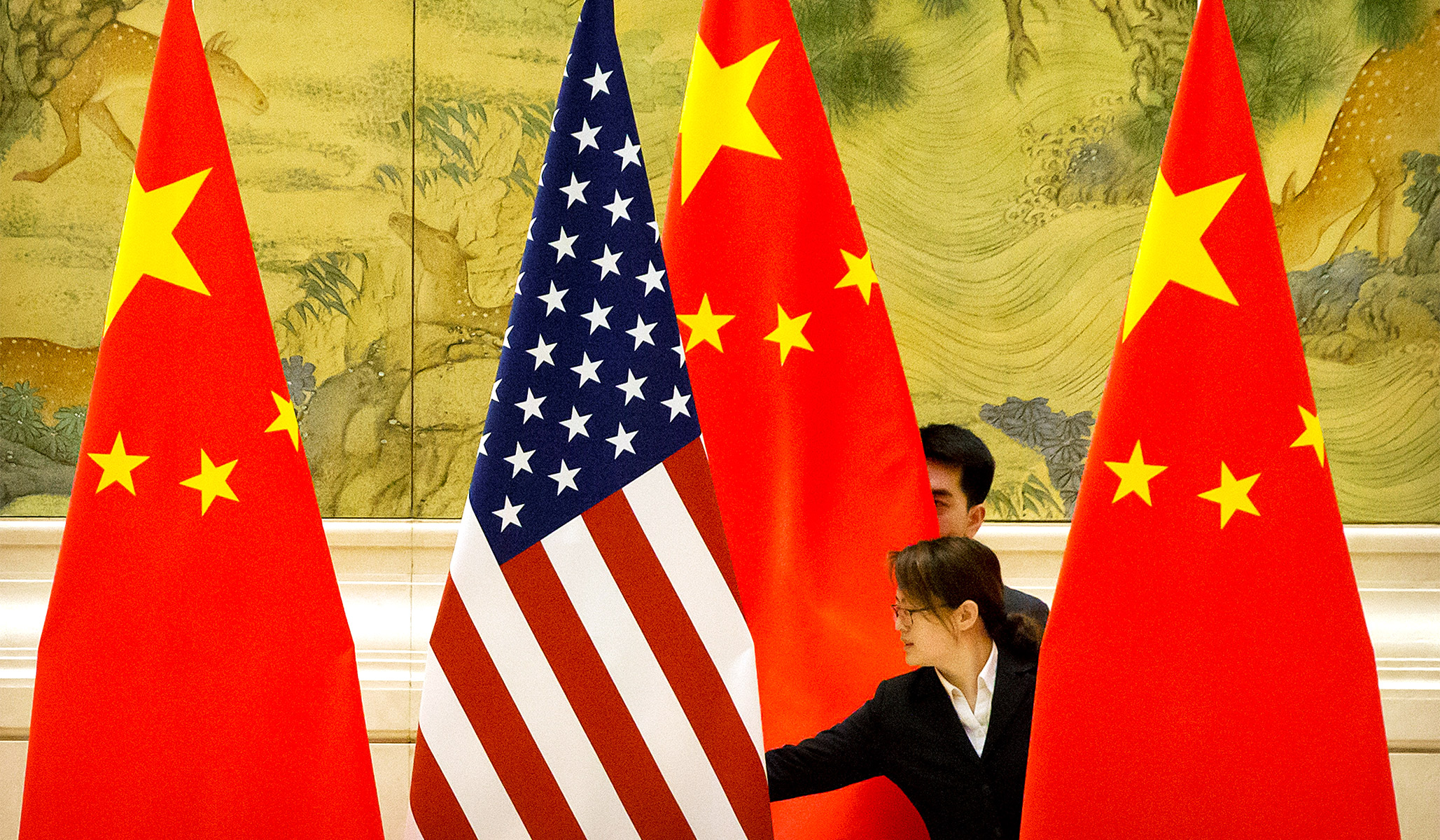 In Pushing Back against China, U.S. Finds Few Allies thumbnail