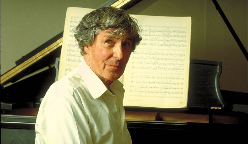 Michael Tippett's 'Timeless Music in Time'