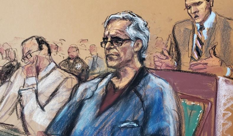 Federal Judge Denies Jeffrey Epstein's Bail Request