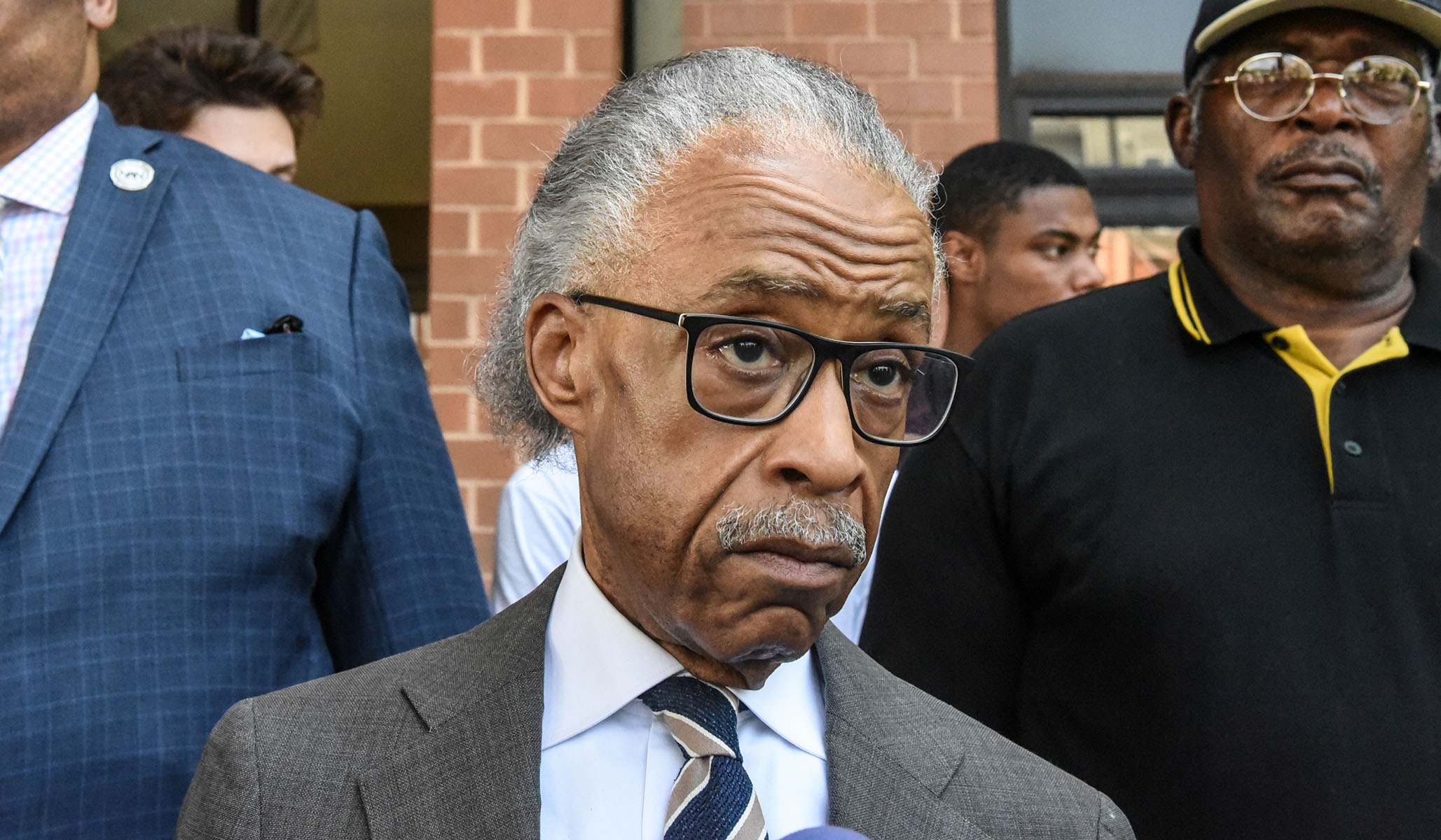 Image result for al sharpton