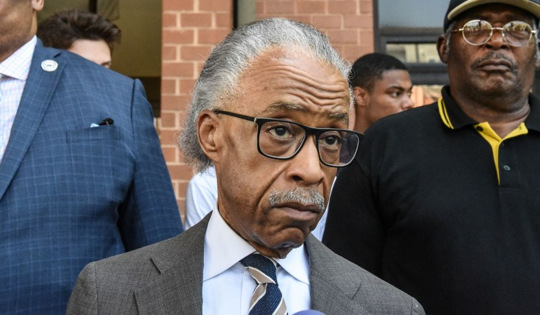Al Sharpton Is Not a Civil-Rights Hero