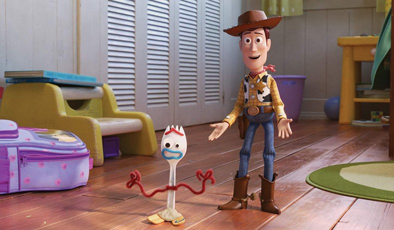 Toy Story 4's Nursery Stoicism