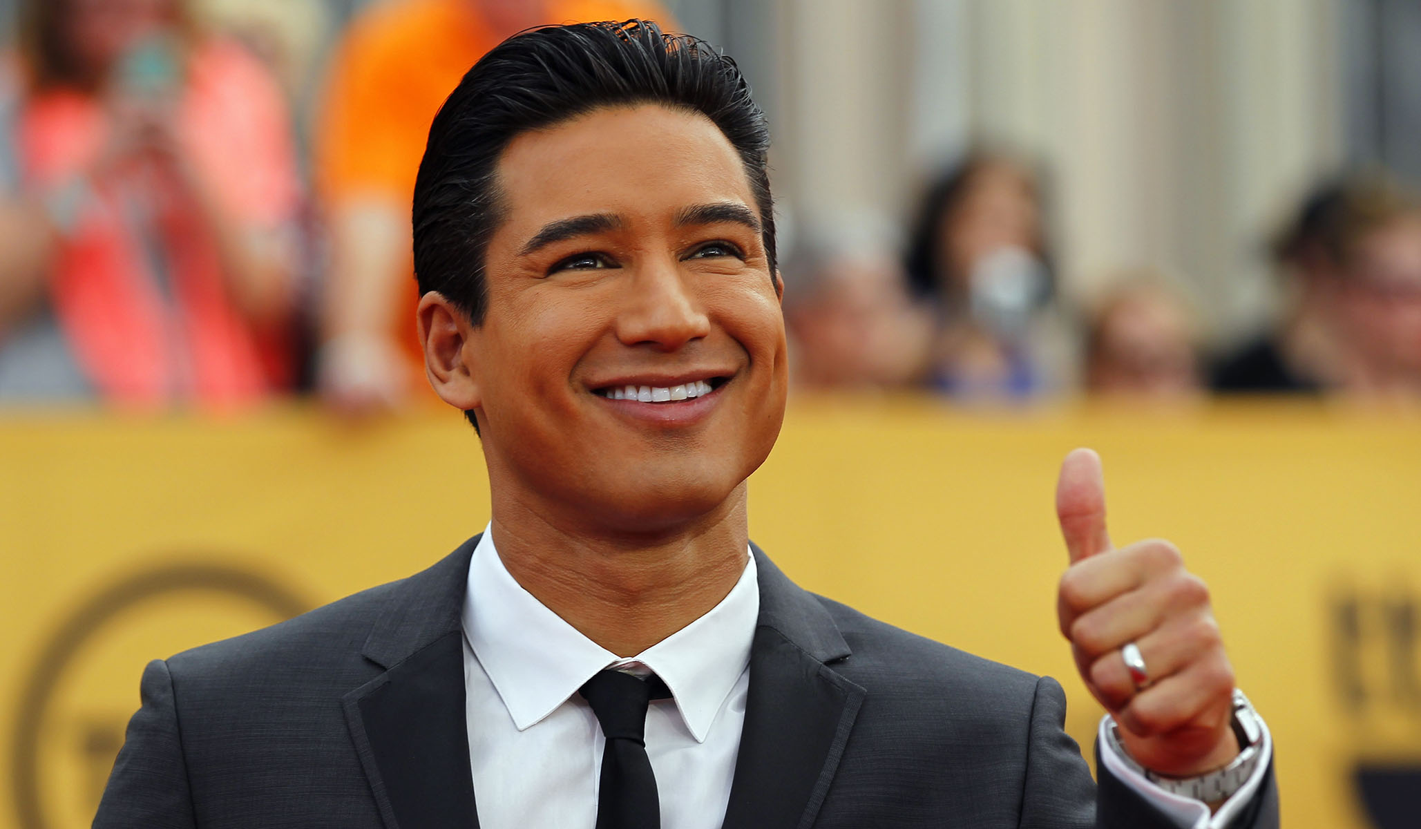 Mario Lopez S Transgender Kids Comments Score One For The