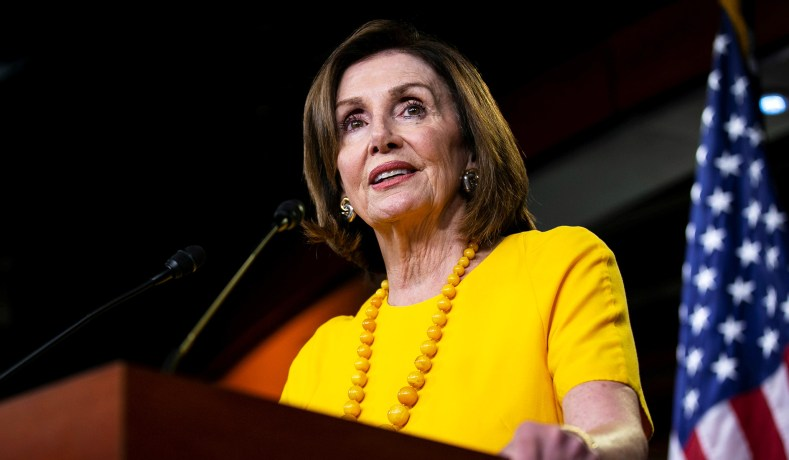 House Votes to Allow Pelosi to Call Trump's Comments 'Racist' After Floor Fight