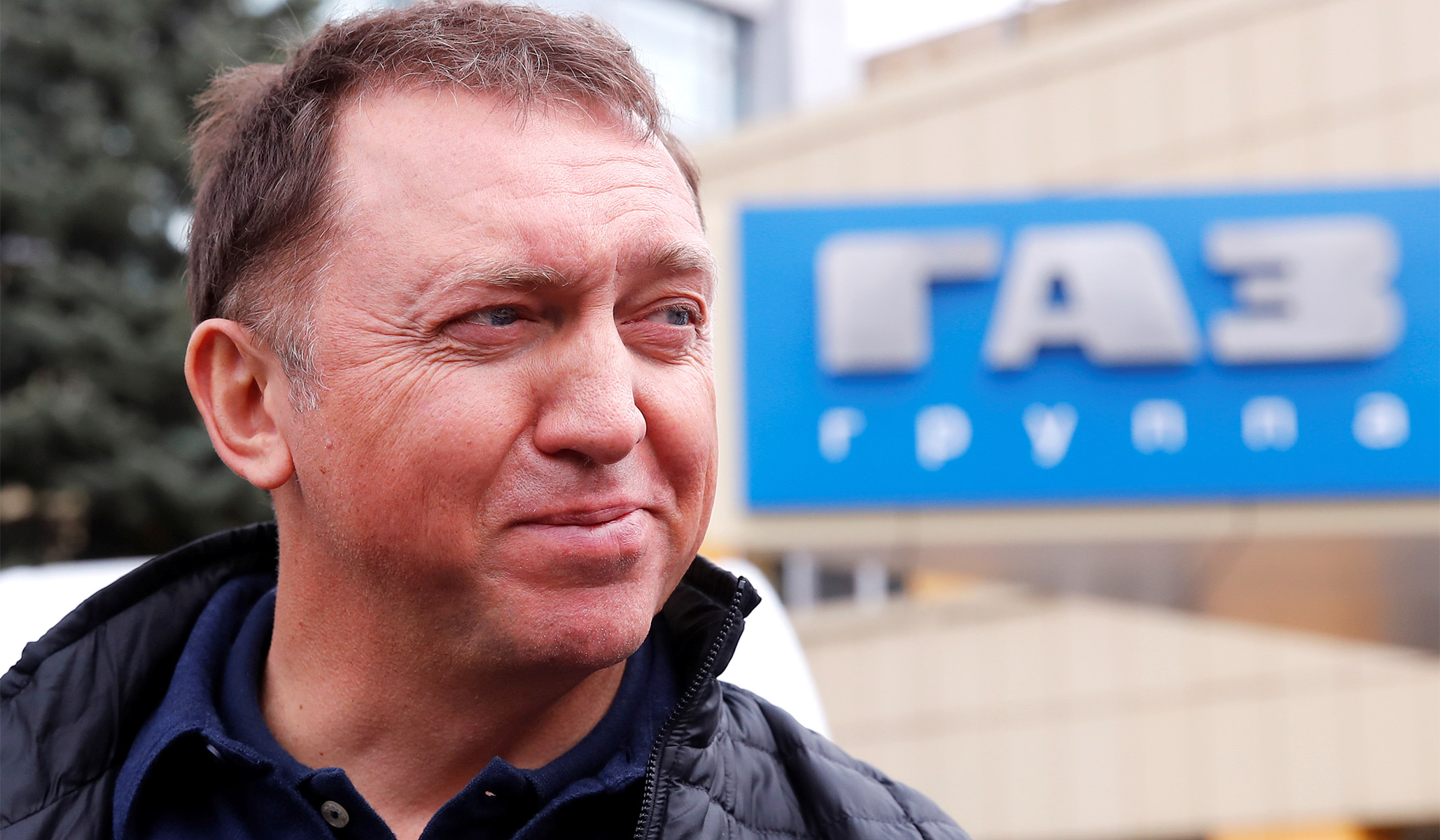 Oleg Laten Porno russian oligarch oleg deripaska scoffed at fbi's collusion