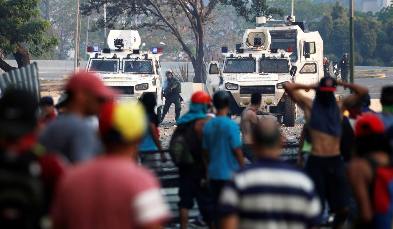 In a United Nations Report, a Socialist Details Venezuela's Horrors