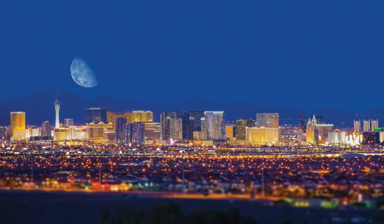 Las Vegas: The Allure of the Ersatz