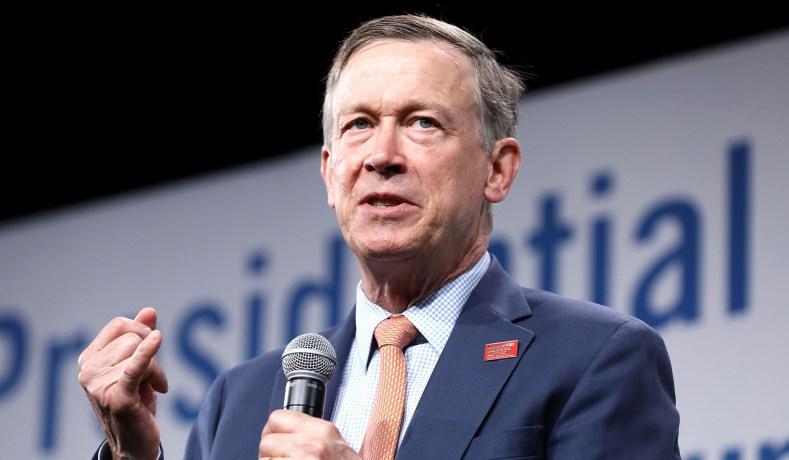 Would John Hickenlooper Dominate the Colorado Senate Race?