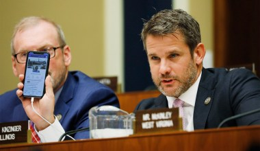 Pelosi Announces Appointment of Adam Kinzinger to January 6 Committee