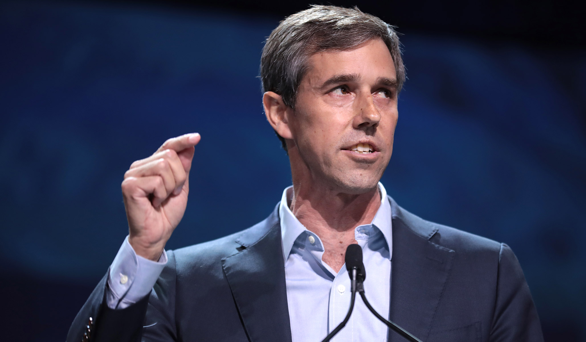Gun Owner Warns Beto 'Hell No You're Not' Taking My Gun' During Rally