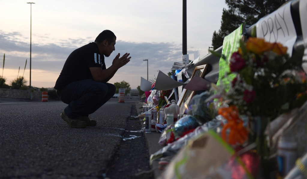 In a Community Turned Upside Down by Tragedy, 'Thoughts and Prayers' Are Everything