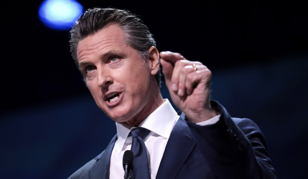 Gavin Newsom Signs Executive Order to Mail Every Voter a Ballot for November Elections