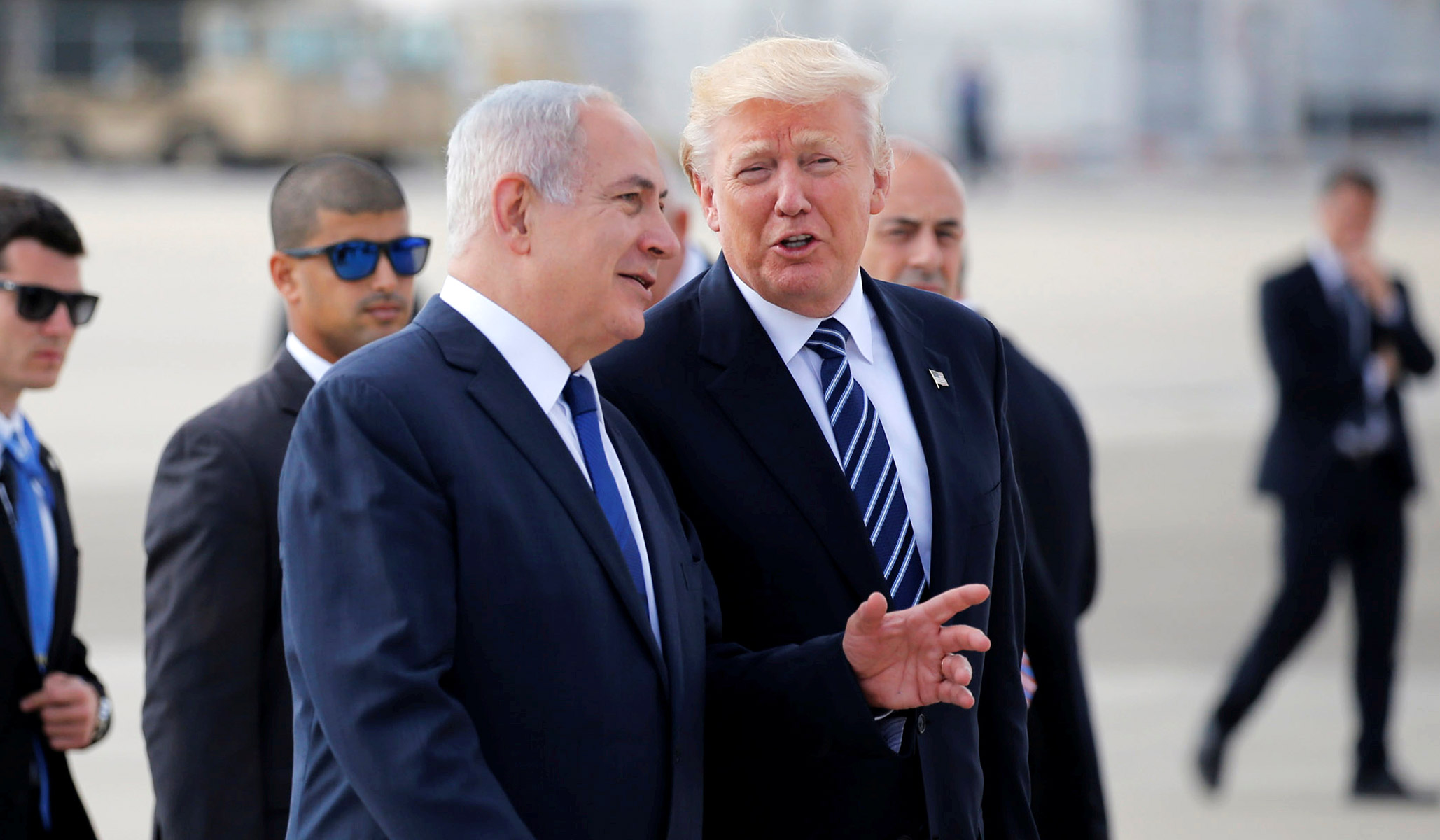 Trump Accelerates the Dangerous Politicization of Israel